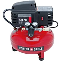 Porter Cable PCFP02003 3.5-Gallon 135 PSI Pancake Compressor
