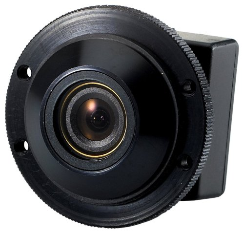 Boyo VTK100N Keyhole Type Camera, Non-Reverse for Front Viewing (380 Tvl Security Camera)