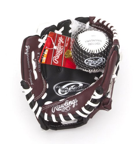 UPC 083321130311, Rawlings Players Series PL90MB Ball Glove, Left-Hand Throw (9-Inch)