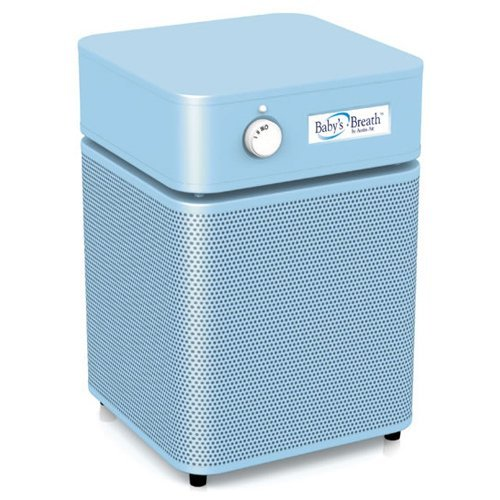 """Baby's Breath A205G1 17"""""""" Air Purifier with True Medical HEPA Filter  High Efficiency Gas Absorption and Centrifugal Fan in"""" 887441"""