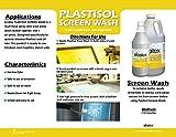 Ecotex PLASTISOL Screen WASH - in Sink Screen