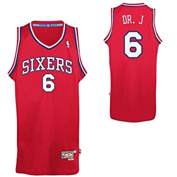 new arrival b6a9d 87dc7 Amazon.com : adidas Julius Erving Philadelphia 76ers Dr. J ...