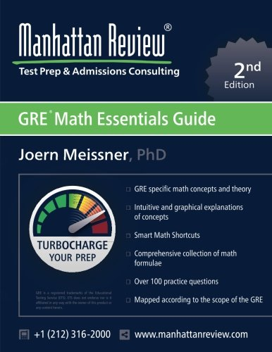 Manhattan Review GRE Math Essentials Guide [2nd Edition]: Turbocharge your Prep