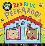 Red, Blue, Peekaboo!, Annette Rusling, 1589255828
