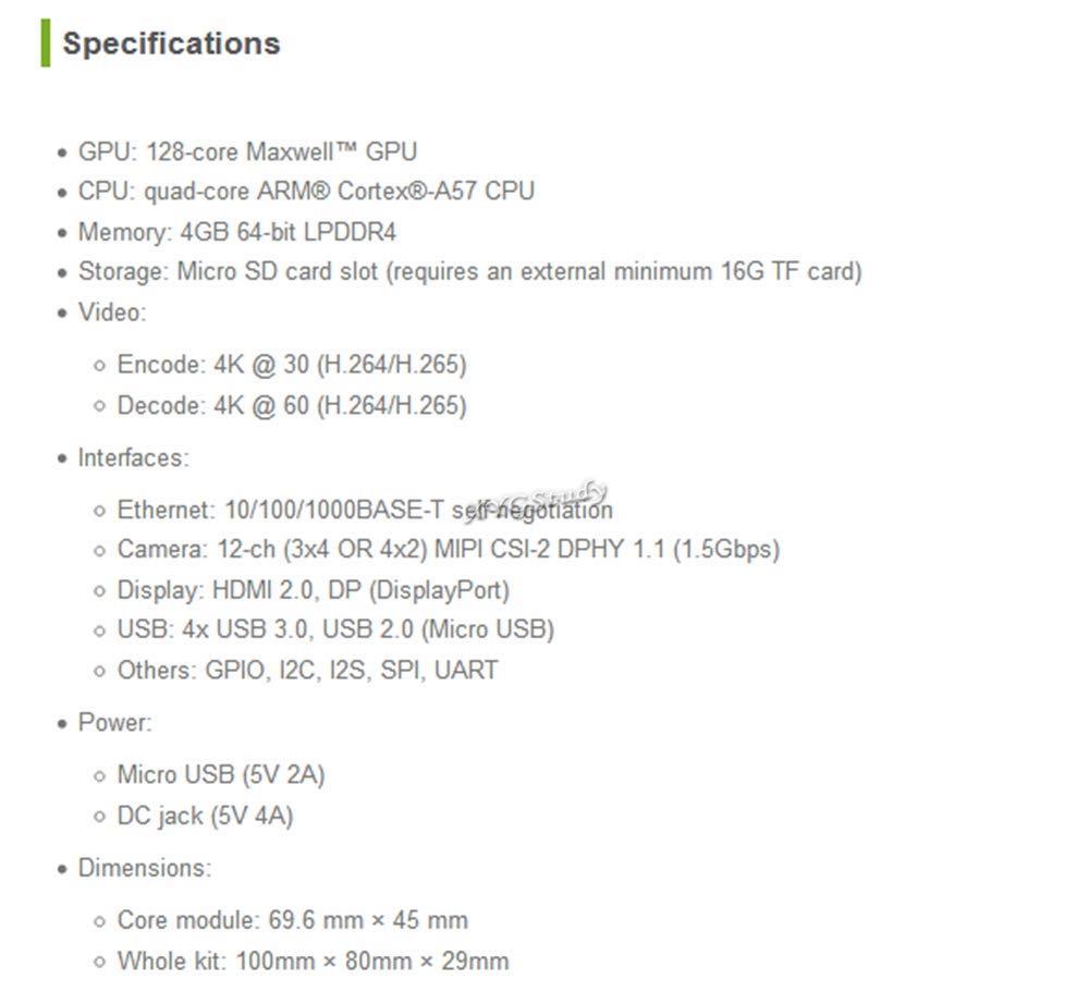 Amazon com: CoolWind - NVIDIA Jetson Nano Developer Kit