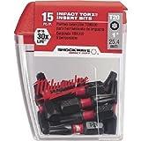 MILWAUKEE ELECTRIC TOOLS 48-32-5011 Screwdriver Bit Set