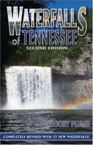 Waterfalls of Tennessee (Best Waterfalls In Tennessee)