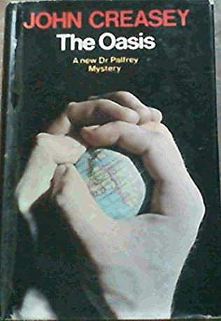 book cover of The Oasis