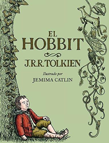 Descargar Libro El Hobbit Ilustrado Por Jemima Catlin J. R. R. Tolkien