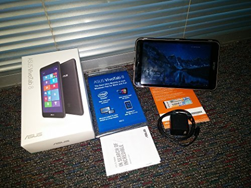 ASUS VivoTab 8 M81C-B1-MSBK Signature Edition Tablet (Asus Windows 8 Tablet compare prices)