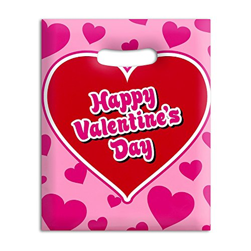 (Valentine's Day Goody Bags (50 pcs))
