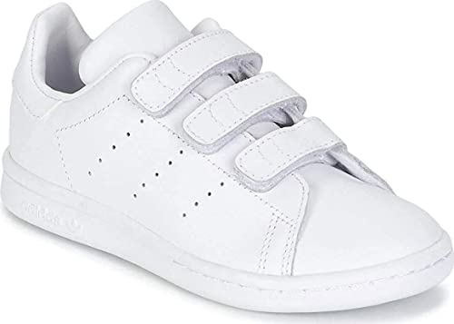 adidas Stan Smith CF C, Basket Mixte Enfant: