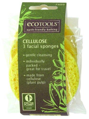 EcoTools 7409 Facial Cleansing Sponges