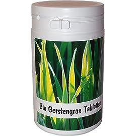 SANOS Bio Gerstengras Tabletten 200g