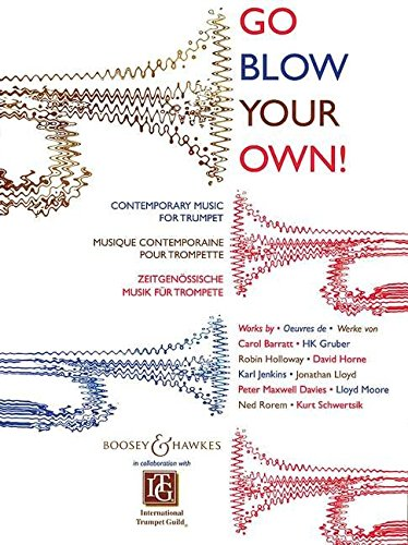 BOOSEY & HAWKES GO BLOW YOUR OWN - 1-2 TROMPETTE (S) ET PIANO Classical sheets Trumpet ()