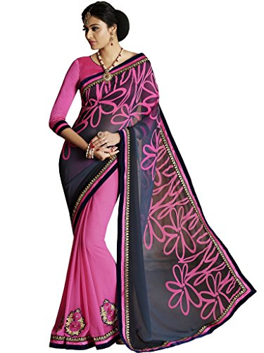 stylish in Sarees budget Party Fab Sarees bollywood Designer Jay Wear YwOZwf