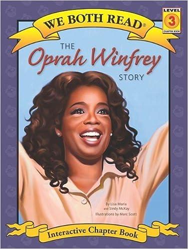 We Both Read:Oprah Winfrey Story