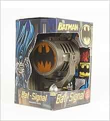 Amazon.com: Batman: Metal Die-Cast Bat-Signal