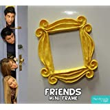 LaRetrotienda Friends TV Show peephole frame MINI FRAME 4 inch. Handmade.