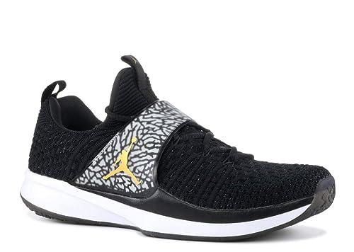 4c01158cb437ff Nike - Jordan Trainer 2 Flyknit - Color  Grey-Black - Size  8.5