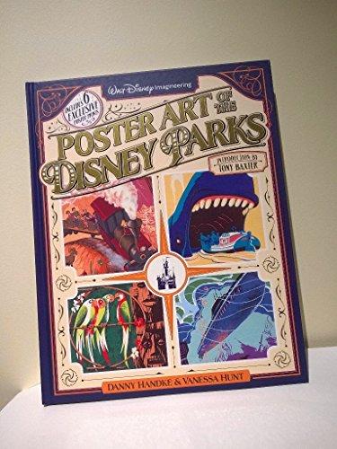 Poster Art Of The Disney Parks Walt Disney Imagineering ()