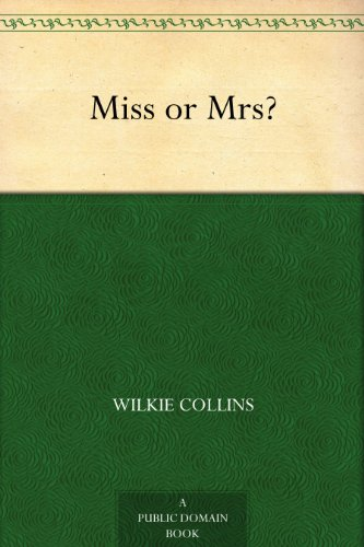 Miss or Mrs?]()