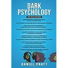 Dark Psychology: 10 Books in 1- 5 Books of Manipulation+ 5 Books of Empath