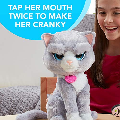 FurReal B5936AF1 Bootsie Interactive Plush Kitty Toy, Ages 4 & Up by FurReal (Image #3)