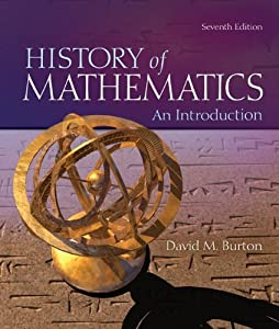 The History of Mathematics - An Introduction Burton