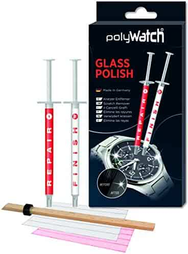 Polywatch Glass Polish - Scratch Remover / Repair Cell Phone Screens