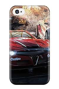 Defender Case For Iphone 4/4s, Spilt Second Pattern
