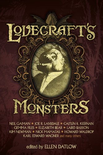 Lovecraft's Monsters by [Gaiman, Neil]