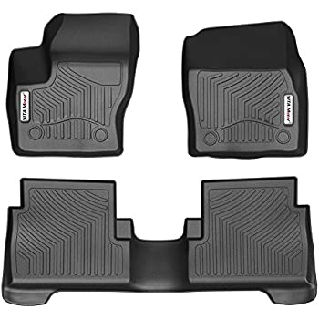 Amazon Com Yitamotor Car Floor Mats Compatible For 2015