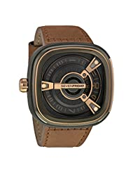 Seven Friday M Series Automatic Black Dial Mens Watch M2-2