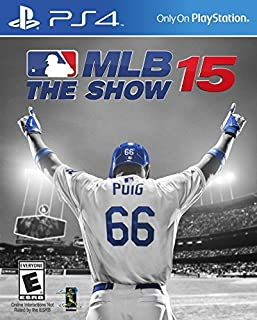 MLB 15: The Show - PlayStation 4 (B00QO4JQGK) | Amazon price tracker / tracking, Amazon price history charts, Amazon price watches, Amazon price drop alerts