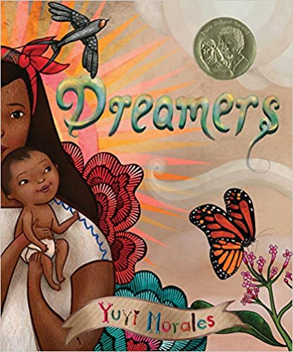 cover image, Dreamers