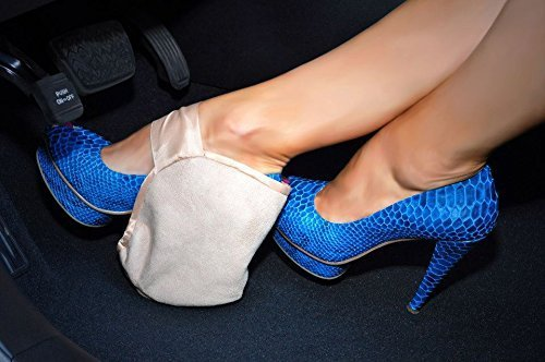 Speed Heel Shoe Heel Protector For Drivers