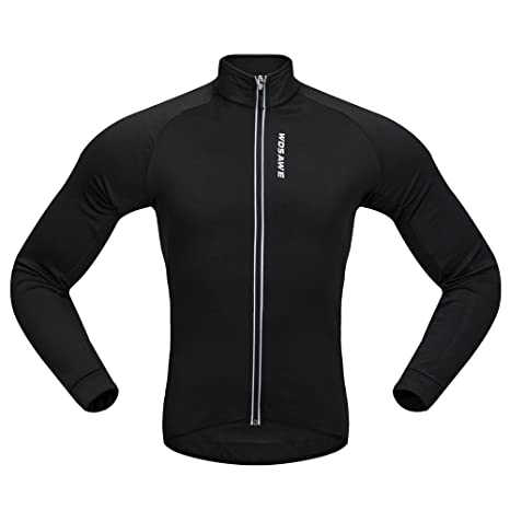 Ciclismo Jersey Sportivo Giacca Cappotto Outdoor Uomo Da Lixada 0qawpEOw