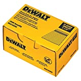 Dewalt DCA16250 8 Pack 2-1/2in. by 16 Gauge 20 Degree Angled Finish Nail 2,500/Box
