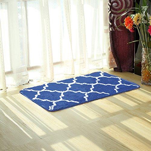 royal blue bath rugs home decor. Black Bedroom Furniture Sets. Home Design Ideas