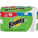 Bounty Paper Towels Select A Size 6 Triple Rolls