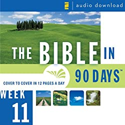 The Bible in 90 Days: Week 11: Matthew 27:1 - Acts 6:15 (Unabridged)