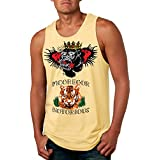 Allntrends Men's Tank Top Conor Mcgregor Inspired Tattoos