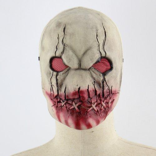 Vivi Do Bloody Horror Face Scary Halloween Costume Latex Mask