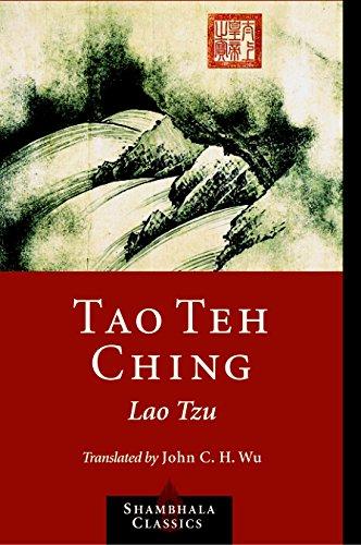 Tao Teh Ching (Shambhala Classics)