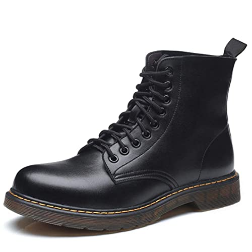 a3193c458e744 Kivors Lady Men 's Combat Boots Couples Martin Boots Waterproof ...