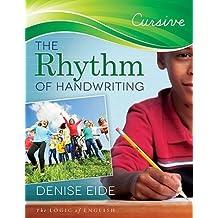 Logic of English Rhythm of Handwriting Cursive Student