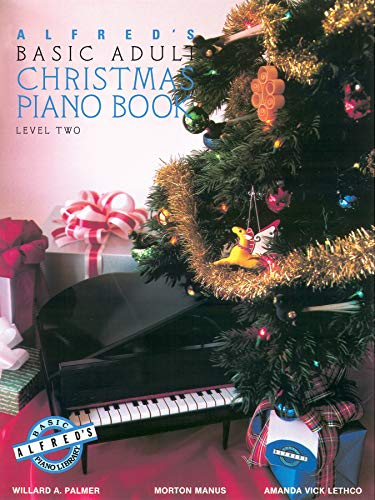 - Alfred's Basic Adult Christmas Piano Book Level Two (2467)