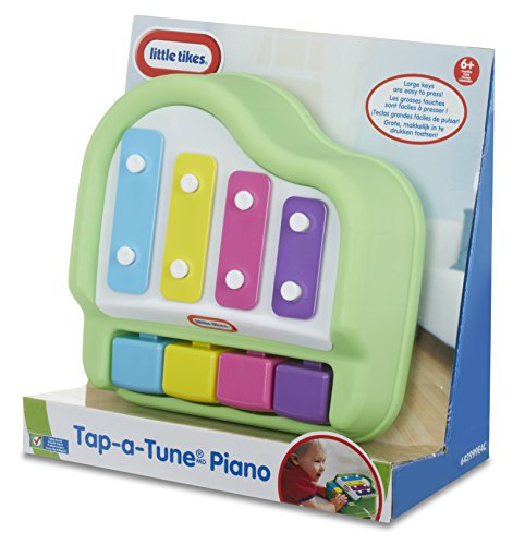 51pCnXe4w8L - Little Tikes Tap-A-Tune Piano Baby Toy