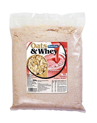 Oats & Whey (Avena con proteína) 900 g - Chocolate: Amazon.es: Salud y cuidado personal